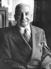 "Ludwig von Mises, Founder of the ""Austrian School"" of Economics, and Proponent of Free-Market Capitalism"