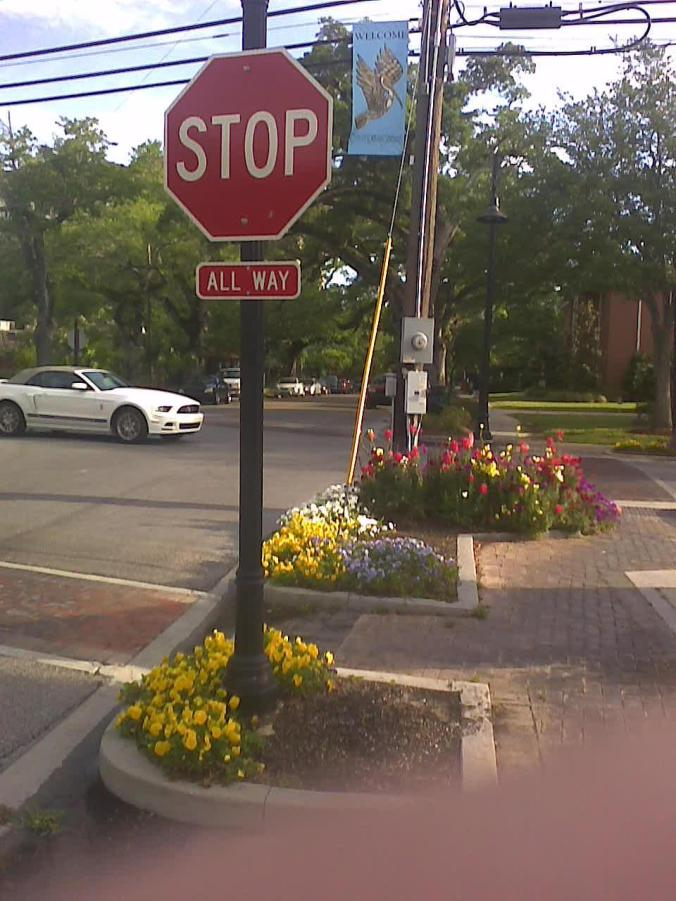Sign.Flowers